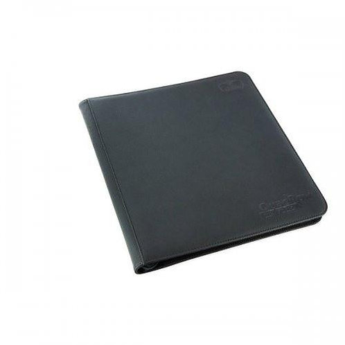 Ultimate Guard Quadrow Portfolio Xenoskin - Black