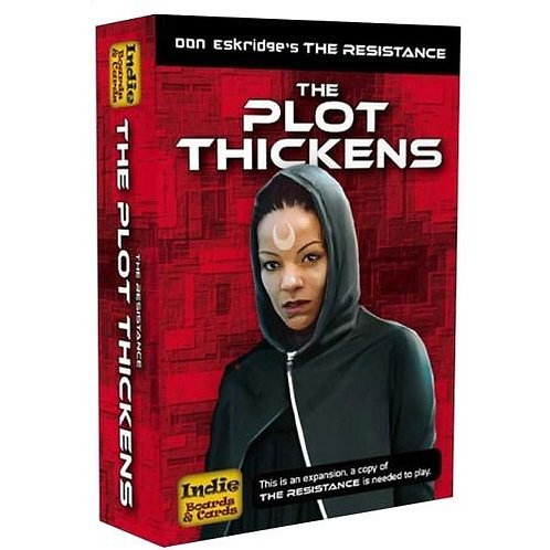 The Resistance - The Plot Thickens Expansion