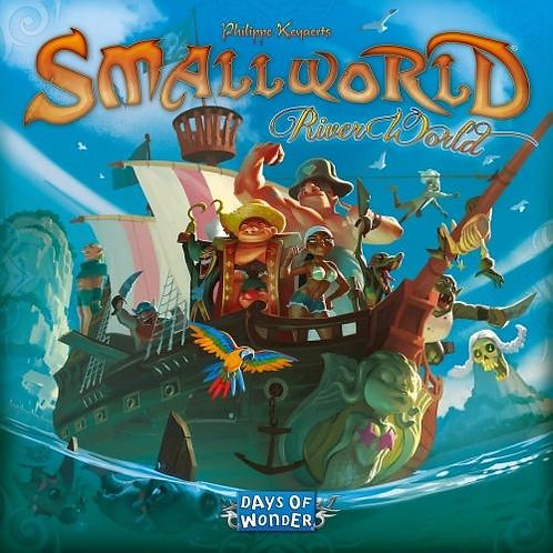 Small World - River World Expansion