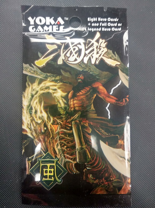 Legend of the Three Kingdoms - Cao Ren Expansion Pack