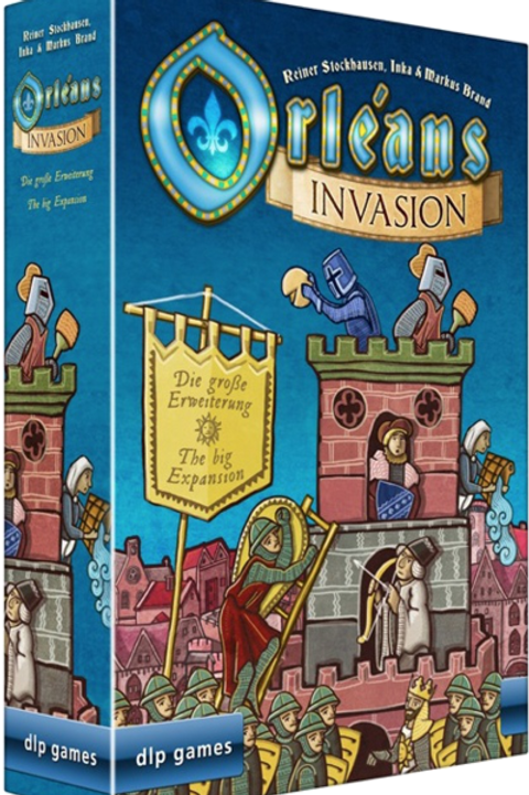 Orleans - Invasion Expansion