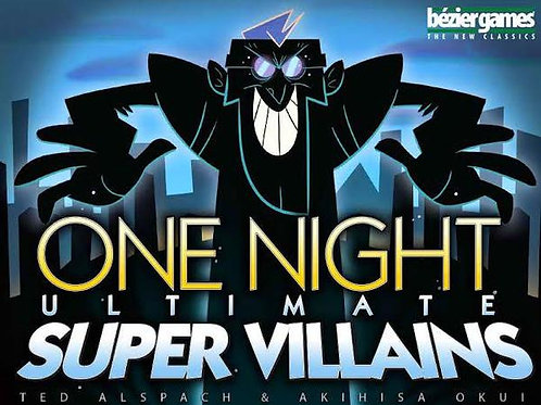 One Night Ultimate Super Villain