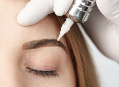 Five Things I Bet You Didn't Know About Permanent Makeup...