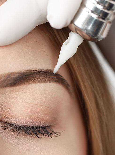 Home | Cosmetic Solutions | Permanent Makeup | Bellflower