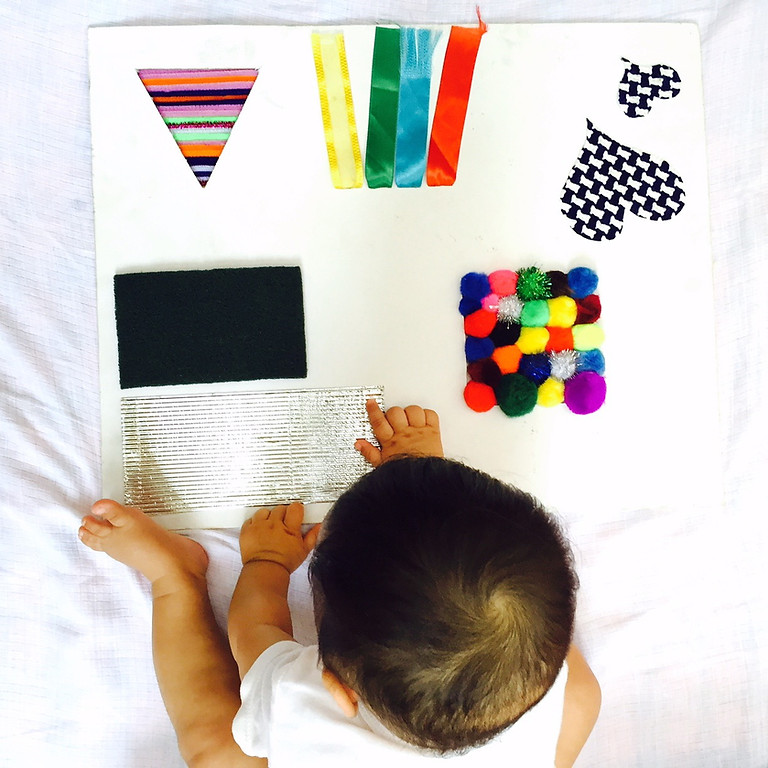 Developing Babies Caregiver Training (6M - 12)