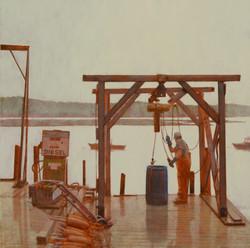 Misty Morning, Cundy's Harbor