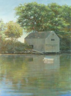 Back Cove, New Harbor, Maine