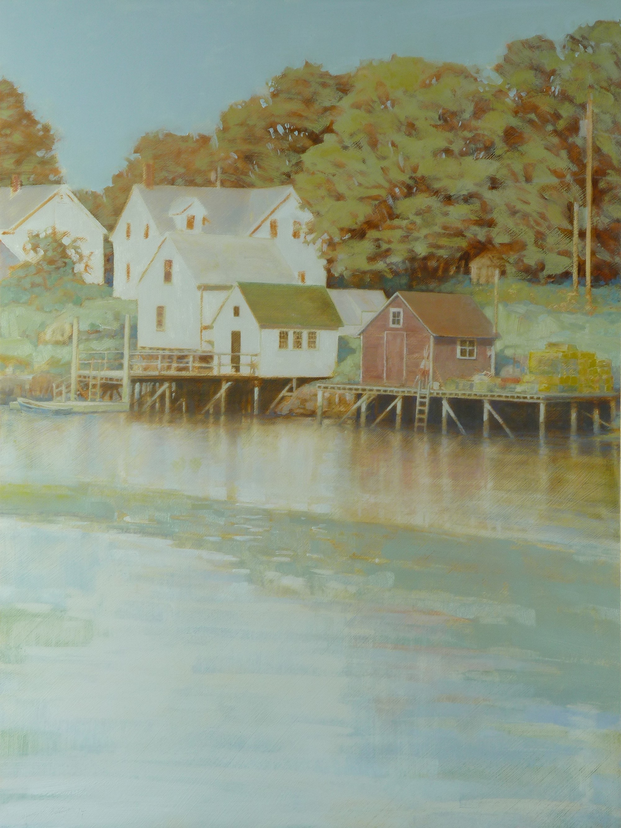 Mid-Tide, Cozy Harbor
