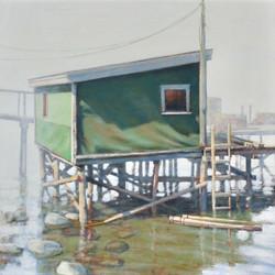 Fish Shack, New Harbor