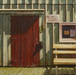 Harbor Master Door