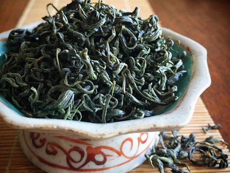 Green Tea is Cooling