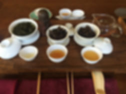 traditional chinese tea service equipment yixing gaiwan