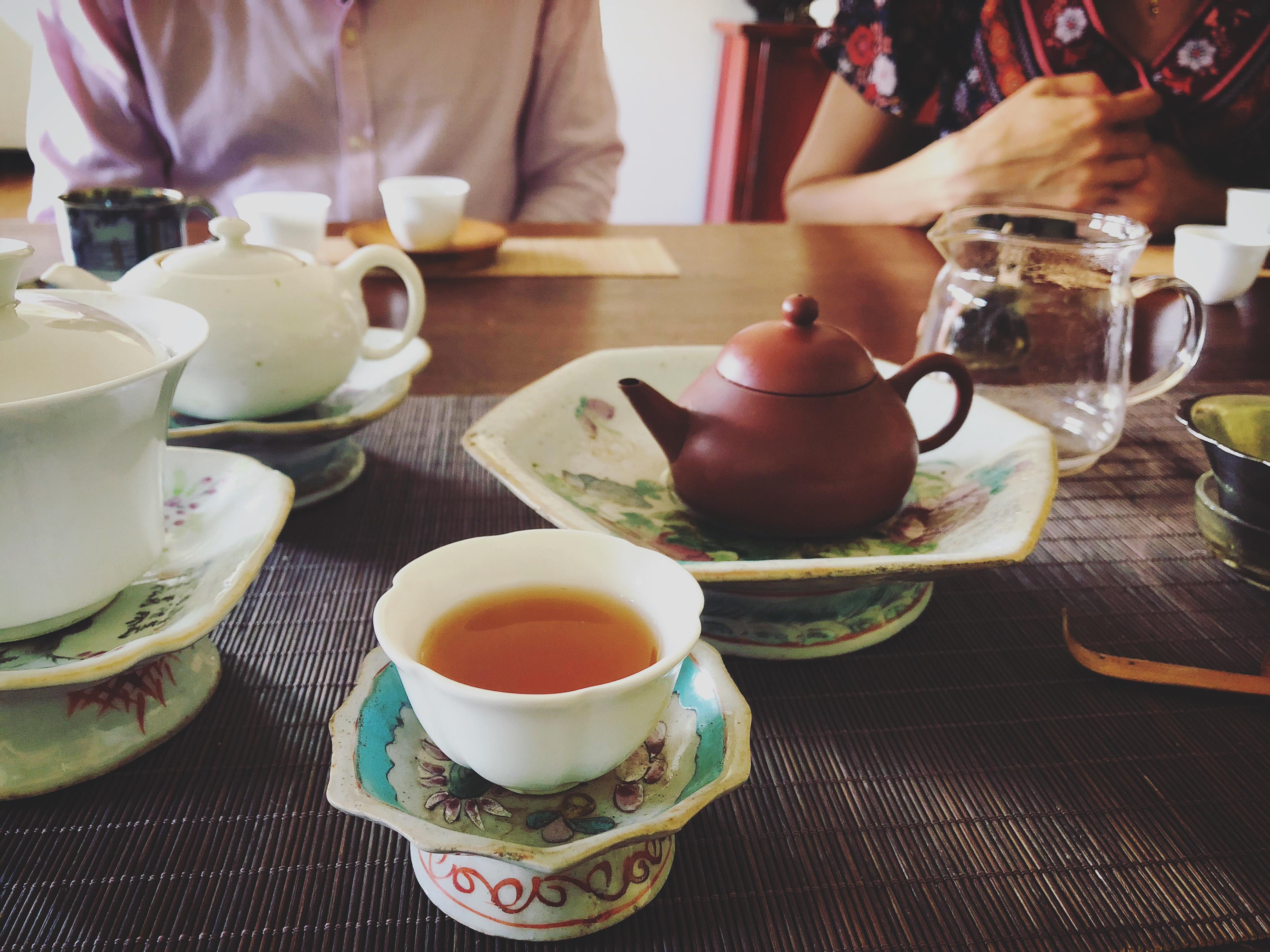 Business Tea Service