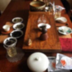 traditional chinese tea gong fu cha yixing gaiwan
