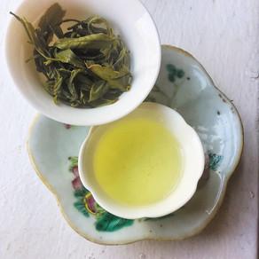 "JungJak Hadong, Korea's ""Soman"" Tea"