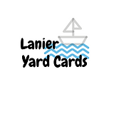 Lanier yard cards Logo.png