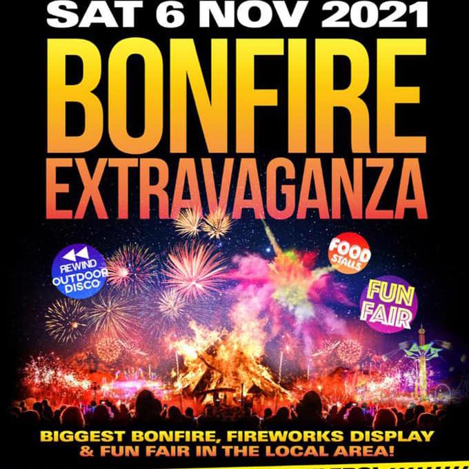 BONFIRE EXTRAVAGANZA 2021