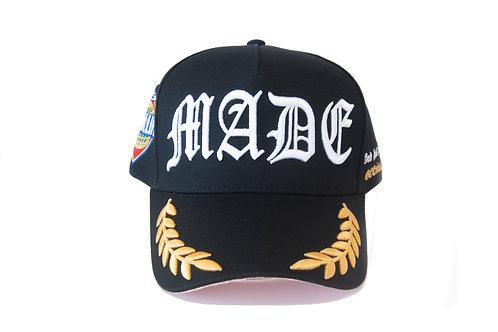 """""""MADE"""" WorkLife® Snapback (Black)"""