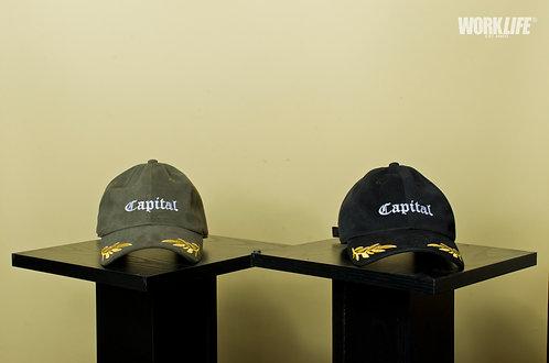 "2 WORKLIFE® ""Capital"" Strapback Caps"