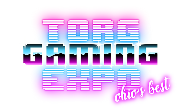 TORG GAMING EXPO LOGO