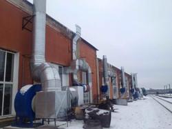 Вентиляция производственных объектов