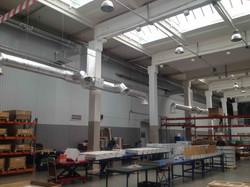 Вентиляция промышленных объектов