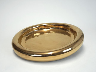 Round Low Dish