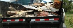 haul away & clean up
