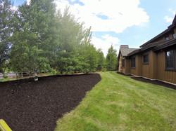 Mulch Utah brown mulch