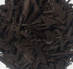 premium hardwood brown mulch