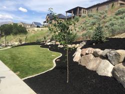 Mulch Utah black mulch