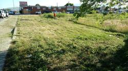 field maintenance, plowing
