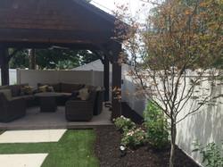 outdoor living, custom concrete