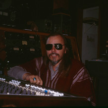 Songwriter Jerry Williams in Cahoots Studio