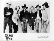 Range War: featuring-Eddie Baytos,