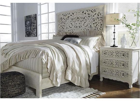 Bantori Queen Bed