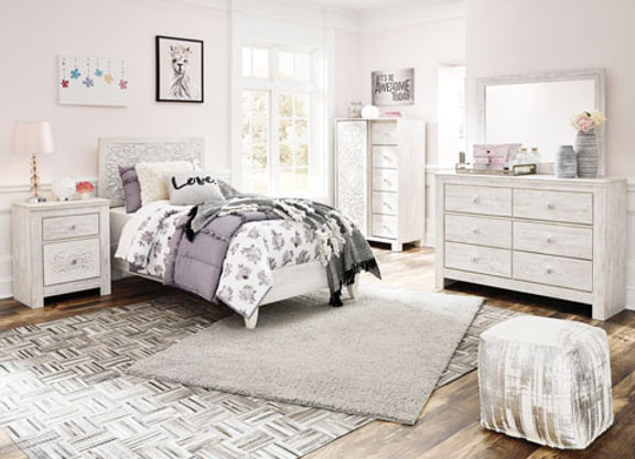 Paxberry Bedroom Group