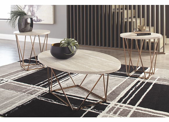 Tarica 3 Pack Tables
