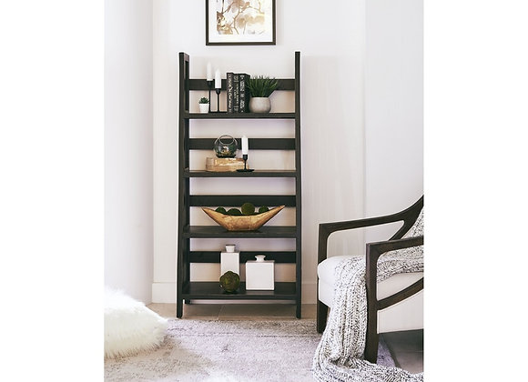 Harrison Black Bookshelf