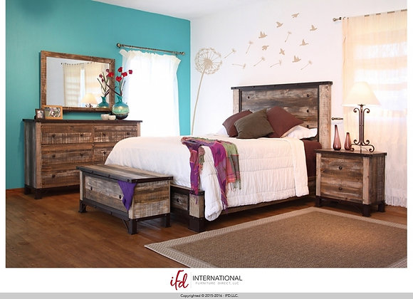 Antique Bedroom Group