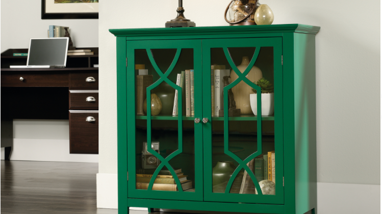 Shoal Creek Emerald Cabinet