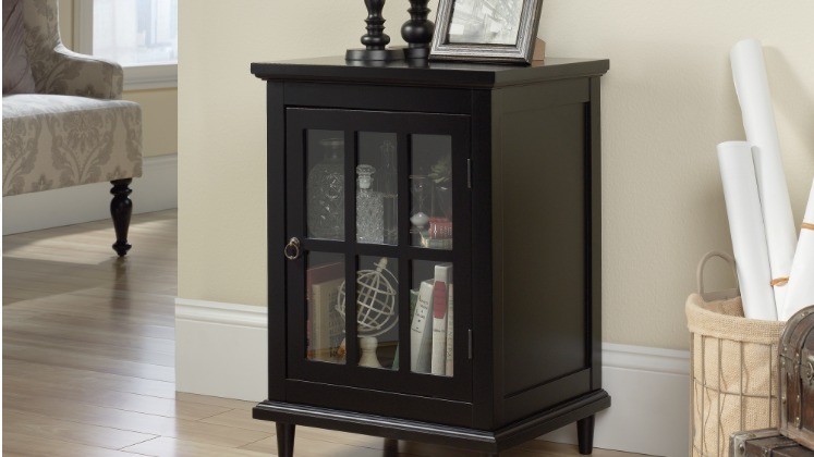 Harbor View Display Cabinet