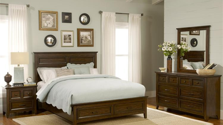 Laurel Creek Bedroom Group
