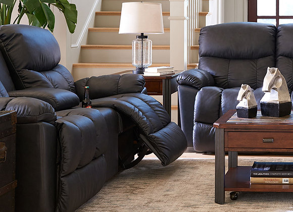 The Morrison Power Reclining Sofa with Headrest