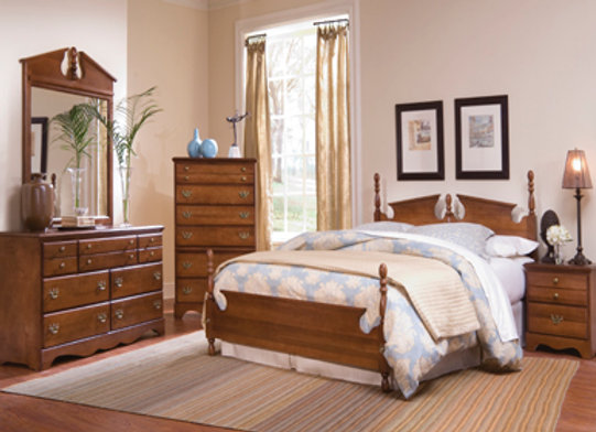 Common Sense Bedroom Group