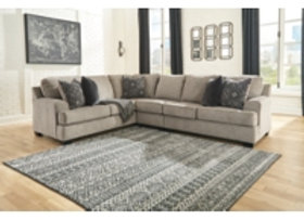 Bovarian Three-Piece Sectional
