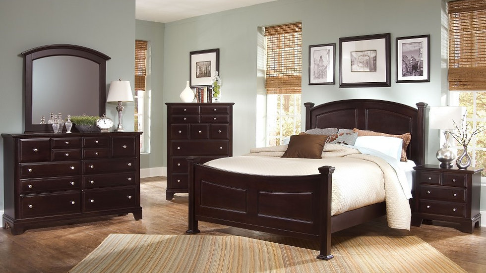 Hamilton Franklin Bedroom Group