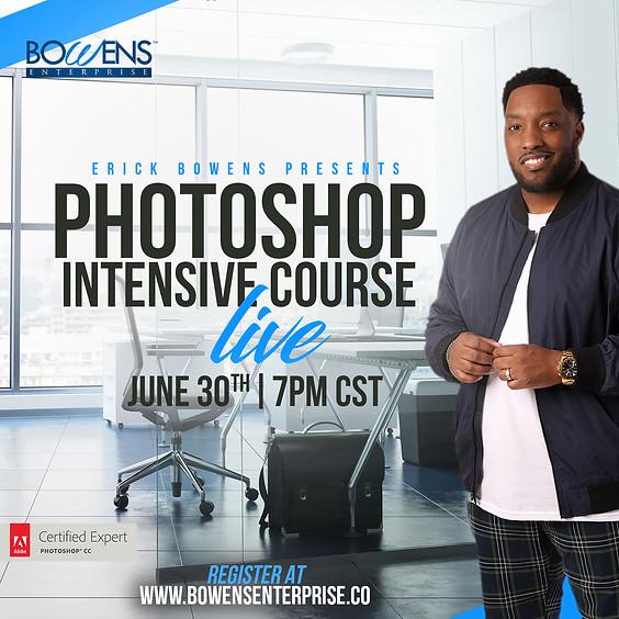 Photoshop Intensive Course Live