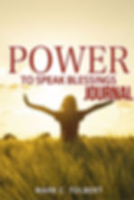Power To Speak Blessings eBook-1 journal