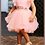 Thumbnail: Flutter Sleeve Tulle Princess Dress